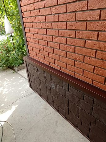 Фасадная панель ,облицовка дома