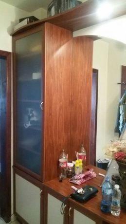 Закачалка+голямо огледало+голям шкаф АНТРЕ