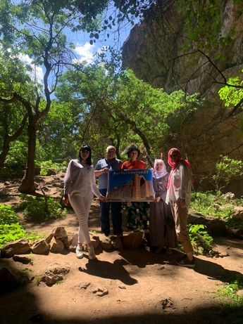 Экскурсия по святым местам Туркестана