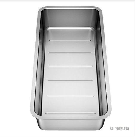 Чисто нов! Blanco -немски гевгир за кухненска мивка, 227692