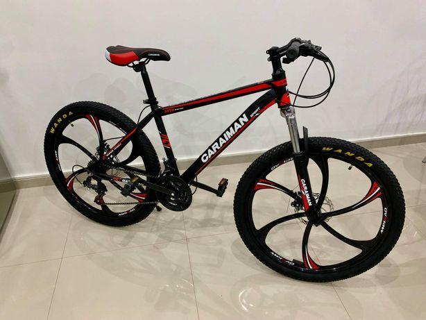 Biciclete Caraiman New R26 Aluminiu Full shimano