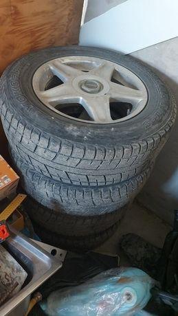 Зимние шины диски