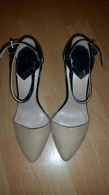 Pantofi toc dama