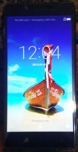 Телефон Lenovo A6010
