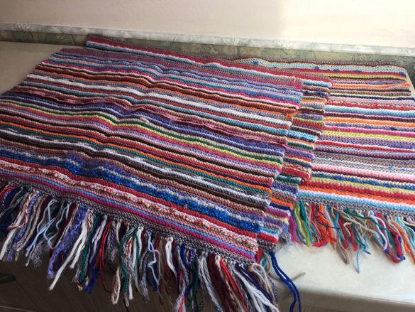Ръчно плетени пътеки