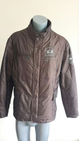 La Martina Mens Jacket Size L 100% ОРИГИНАЛ Пролет - есен !