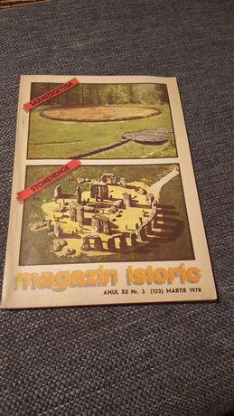 Magazin istoric  1978-1980