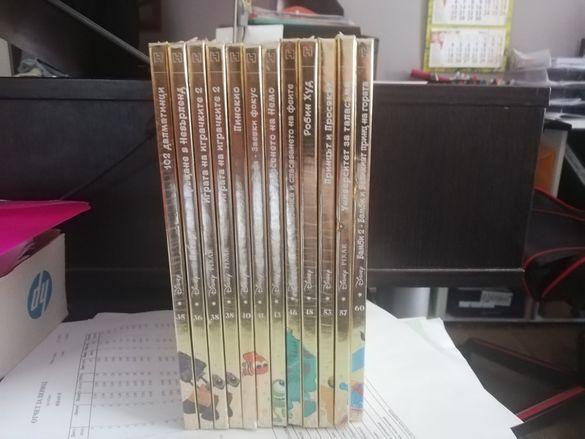 "Поредица детски книги на ""Дисни"".Всички, след номер 10!"