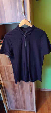 Tricou Polo H&M Bleumarin