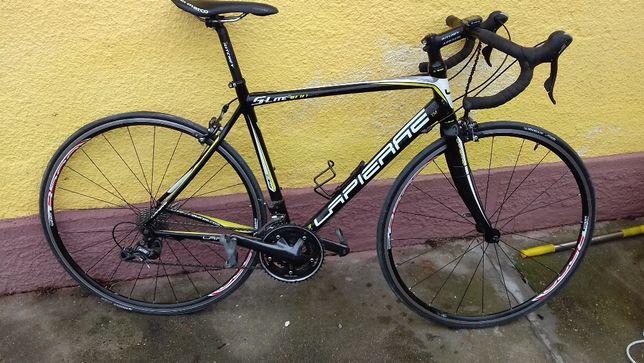 bicicleta carbon lapierre