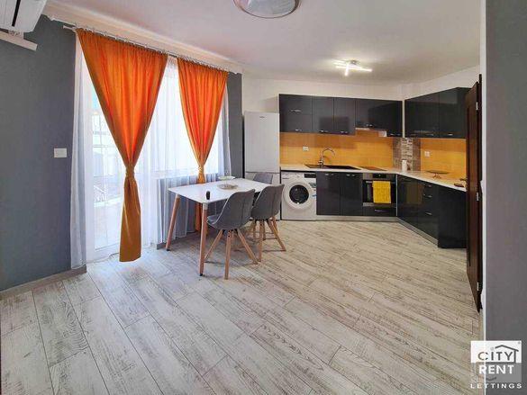 104496 Новообзаведен и оборудван, южен апартамент в кв. Картала