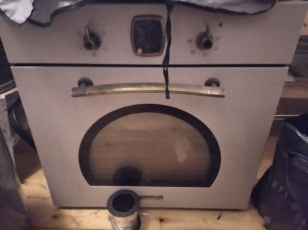Встраиваемая газовая поверхность+электрическая духовка