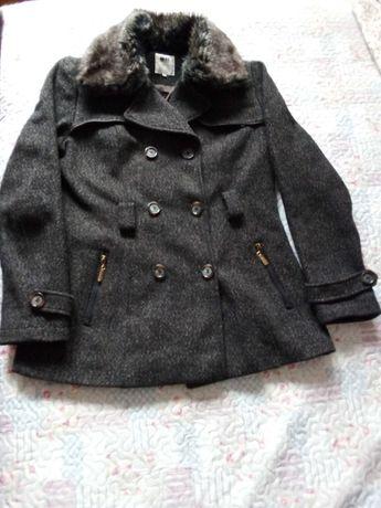 Дамско късо палто пролет-есен-зима
