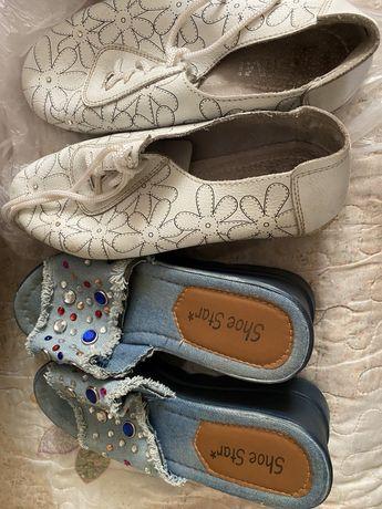 Отдам денскую обувь
