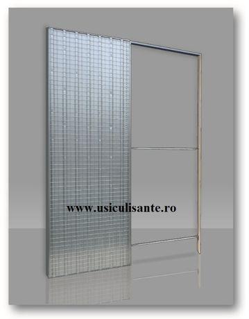 casete Zampetti Porte - Scrigno pt usi glisante incastrate in perete