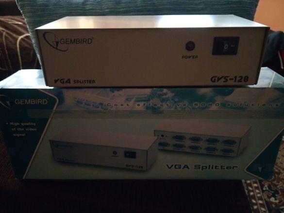 GEMBIRD GVS-128 VGA Multiplier