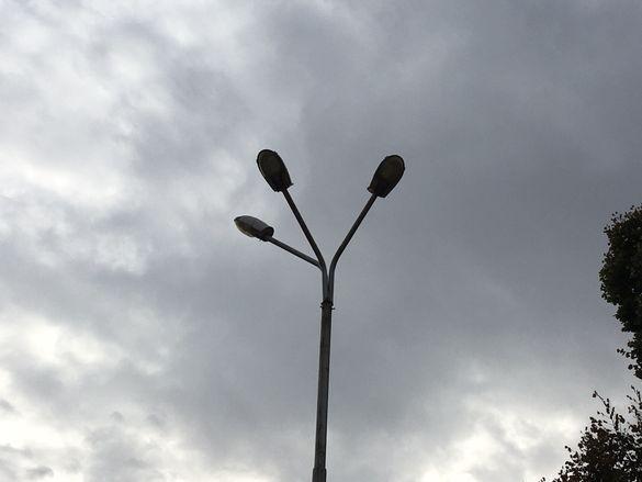 Улични лампи фибро стъкло Philips