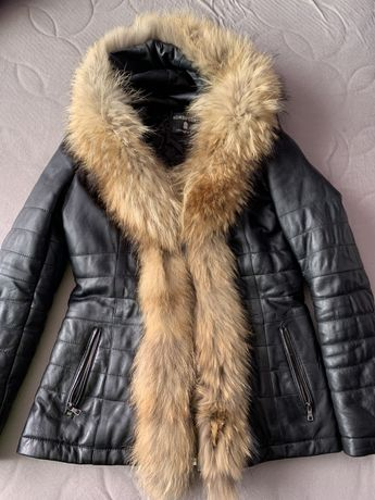 Яке естествена кожа и естествен косъм лисица