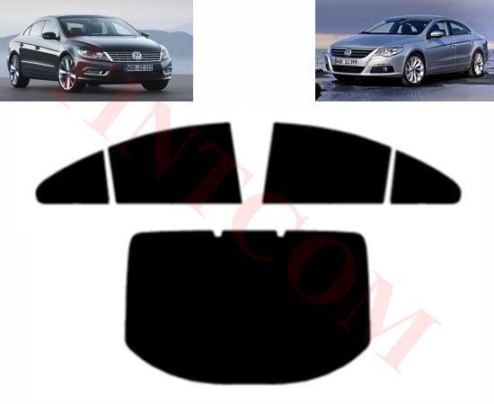 VW Passat CC (4 врати, седан, 08 - 15) Фолио за затъмняване на стъкла