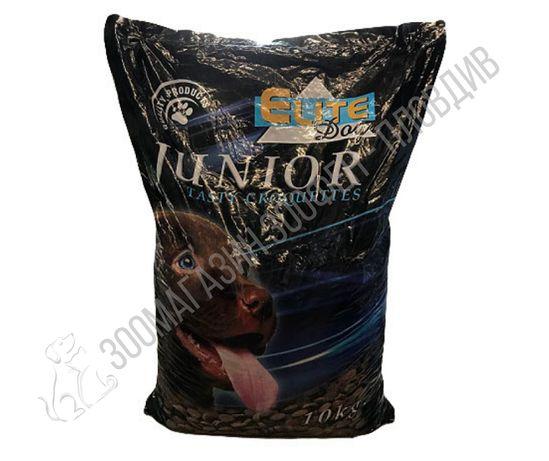 Elite Dog Junior 10 кг / Гранулирана Храна за Кучета до 1 година