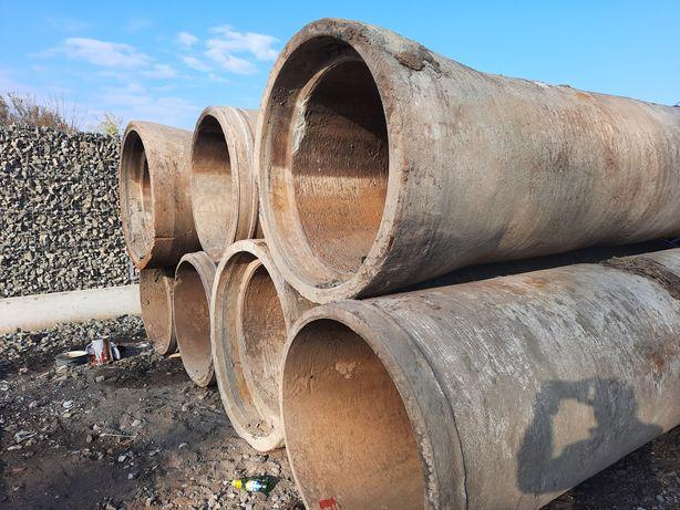 Vând tuburi din beton armat tip premo