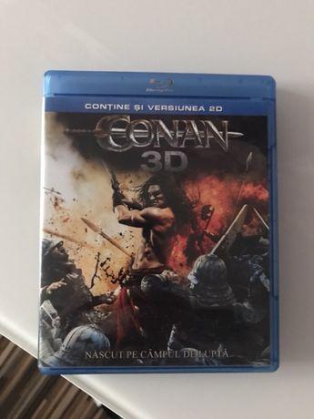 Vand blu ray Conan 3D+2D sub ro nou