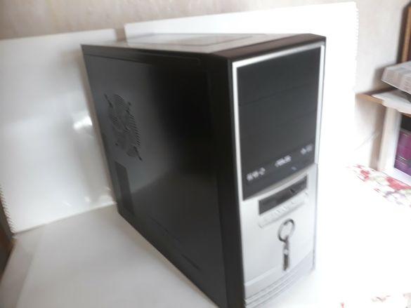 Продавам  компютърна конфигурация от нови компоненти .
