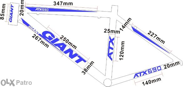 Стикери за велосипед кола реклама автомобил колело тунинг