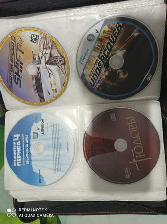 Need for speed на CD и другое