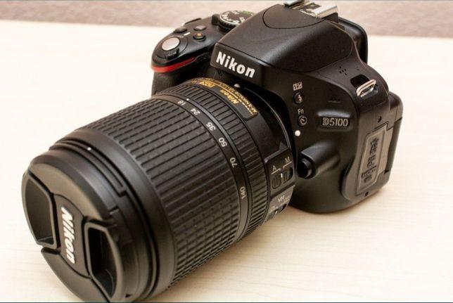 Nikon d 5100 продам,  в отличном состоянии