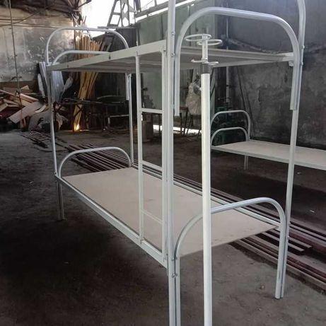 Металлический кровать