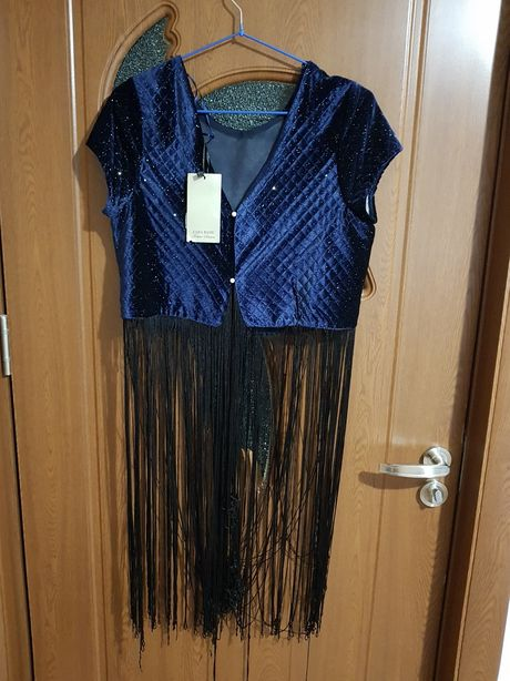 Bluza Zara cu franjuri