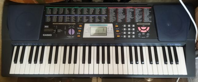 Продам Casio ctk 501