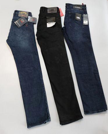Мужские джинсы, прямые. Качество люкс Турция