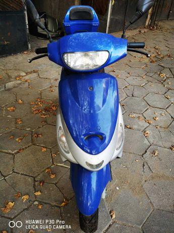 Мотопед Wangye wy 50cc