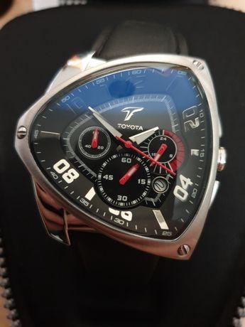 """Часы TOYOTA (Оригинал, производство Япония) Хронограф 611-22 """"Aerodyna"""