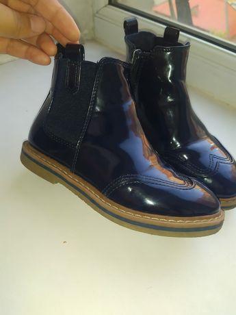 Ботинки Зара на осень