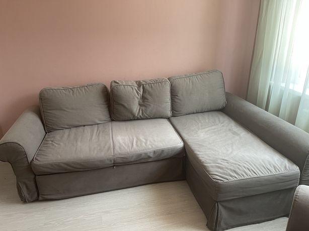 Диван и кресло IKEA