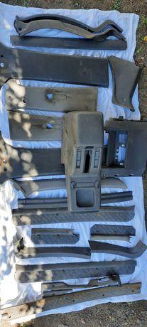 Пластик салона и багажника Террано 2 Р20/Маверик