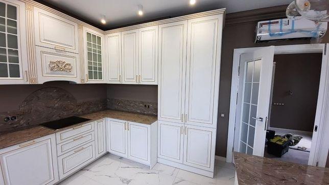 Кухни кухонный гарнитур шкафы купе гардеробный корпусная мебель