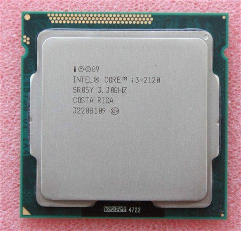Процессор Intel Core i3-2120: LGA1155, 4 потока, 3.3GHz, Sandy Bridge