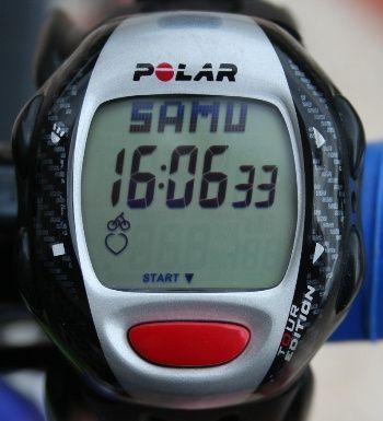 Ceas Polar S725X / Senzor cardiac / Altimetru