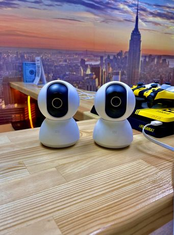 Видеокамера XiaoMi 2K поворотная 360