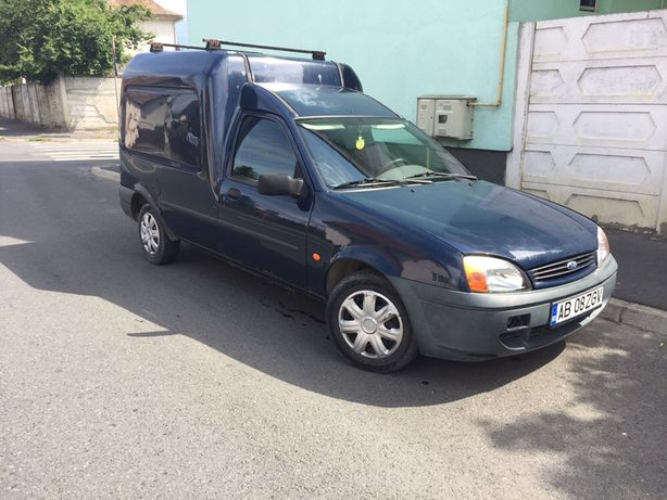 Ford courier variante Auto