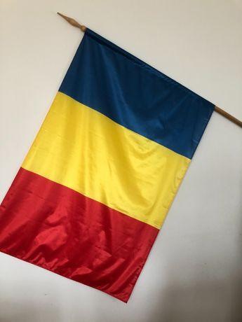vand steaguri/drapelul Romaniei, stegulete