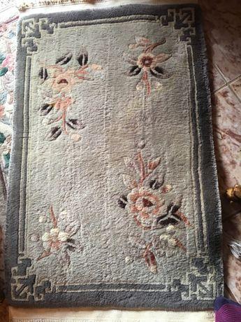Rafinat covor persan, lana si cașmir ,lucrat manual, Belgia