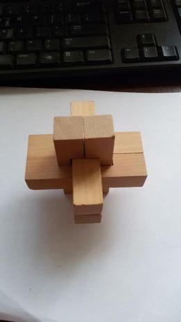 Vand Puzzle Burr