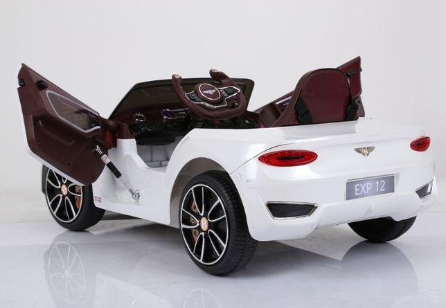 Masinuta electrica  CoCo ToYs Bentley EXP  12 Volti. NOUA cu garantie