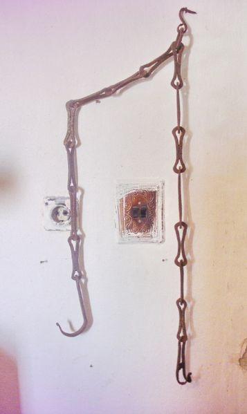 Синджир от ковано желязо гр. Разград - image 1