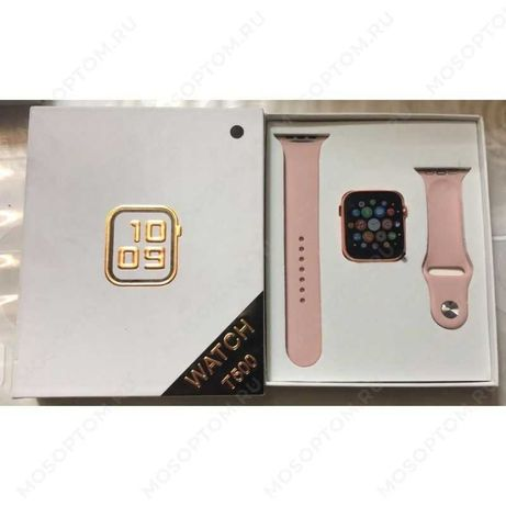 Самые умные часы Smart Watch T500! Оптом есть! Kaspi RED Рассрочка QR!